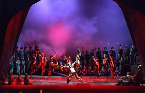 Князь Игорь @ Театр оперы и балета | Саратов | Саратовская область | Россия