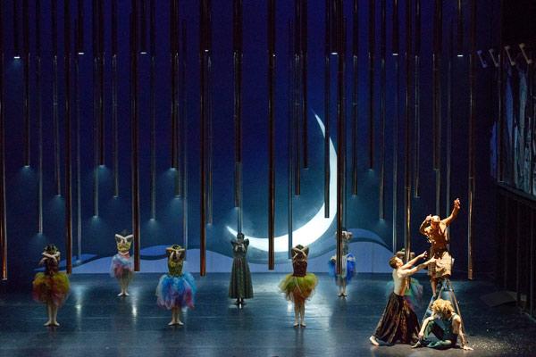 Сон в летнюю ночь @ Театр оперы  балета | Саратов | Саратовская область | Россия